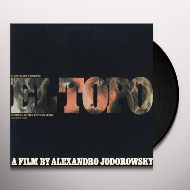 Alejandro (Ogv) Jodorowsky TOPO / O.S.T. Vinyl Record - 180 Gram Pressing