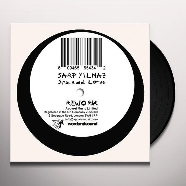 Sarp Yilmaz SPREAD LOVE REWORK Vinyl Record
