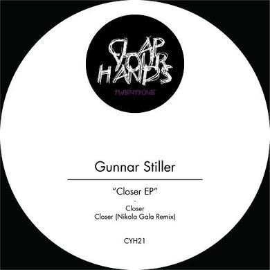 Gunnar Stiller CLOSER Vinyl Record