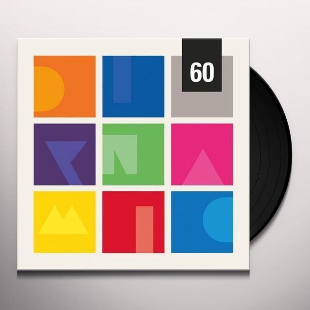 H.O.S.H NEON Vinyl Record
