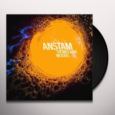 Anstam STONES & WOODS Vinyl Record
