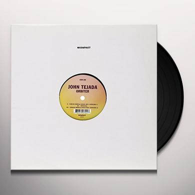 John Tejada ORBITER Vinyl Record