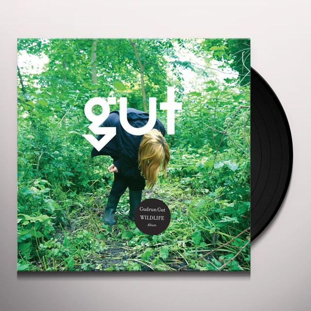 Gudrun Gut WILDLIFE Vinyl Record
