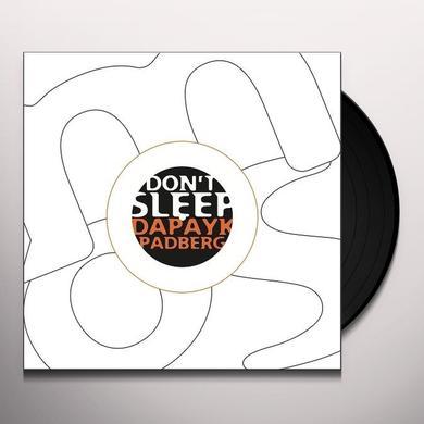 Dapayk & Padberg DONT SLEEP Vinyl Record - Remix