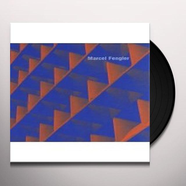 Marcel Fengler FRANTIC (EP) Vinyl Record