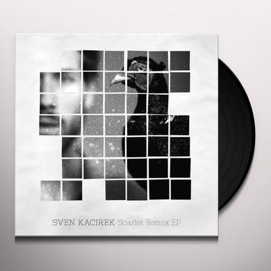 Sven Kacirek SCARLET (EP) Vinyl Record - Remix