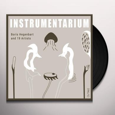 Boris Hegenbart INSTRUMENTARIUM Vinyl Record