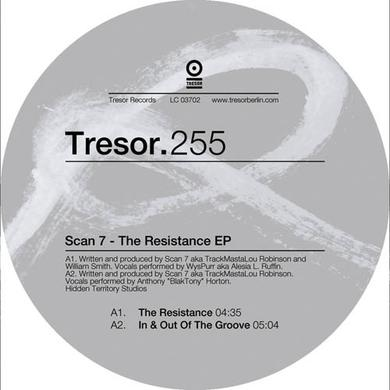Scan 7 RESISTANCE Vinyl Record
