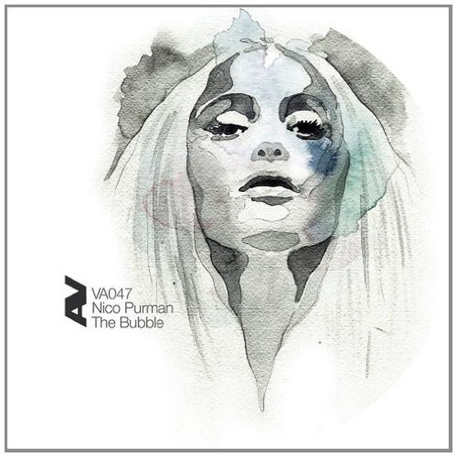 Nico Purman BUBBLE Vinyl Record