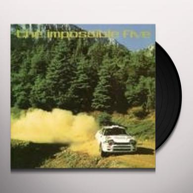 Impossible 5 RALLY RACE Vinyl Record