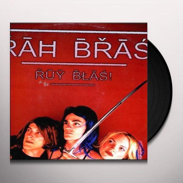 Rah Bras RUY BLAS Vinyl Record