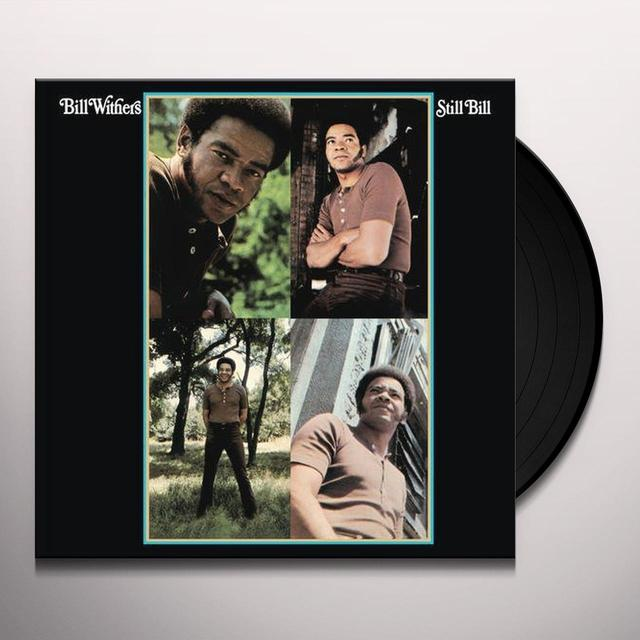 Bill Withers STILL BILL Vinyl Record
