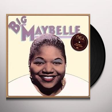 Big Maybelle OKEH SESSIONS Vinyl Record - 180 Gram Pressing