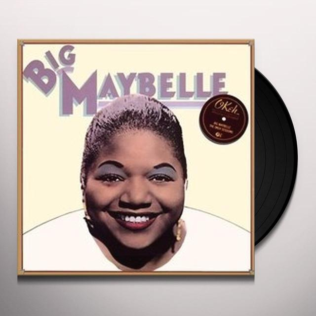 Big Maybelle OKEH SESSIONS Vinyl Record