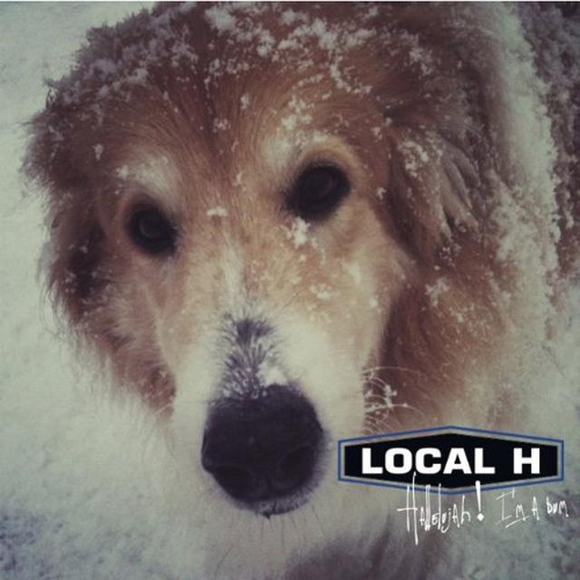 Local H HALLELUJAH I'M A BUM (2PK) Vinyl Record
