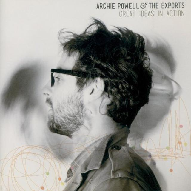 Archie Powell & Exports GREAT IDEAS IN ACTION Vinyl Record