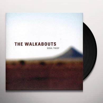 The Walkabouts SOUL THIEF / THIN OF AIR REMIX Vinyl Record