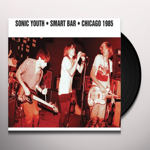 Sonic Youth SMART BAR CHICAGO 1985 (2PK) Vinyl Record - Digital Download Included