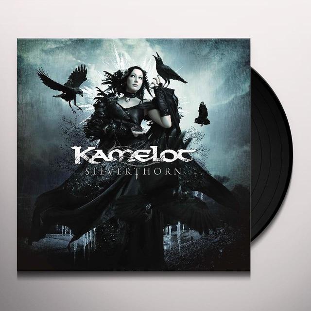 Kamelot SILVERTHORN Vinyl Record