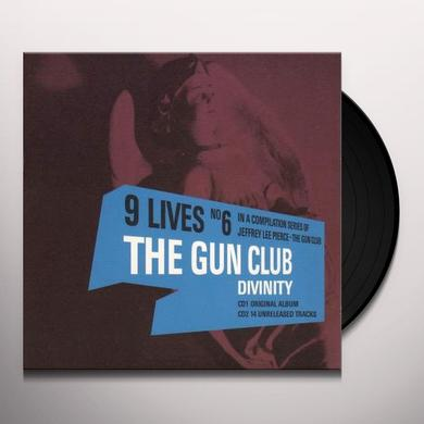 The Gun Club DIVINITY Vinyl Record