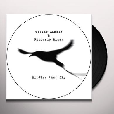 Tobias Linden / Riccardo Rizza BIRDIES THAT FLY Vinyl Record