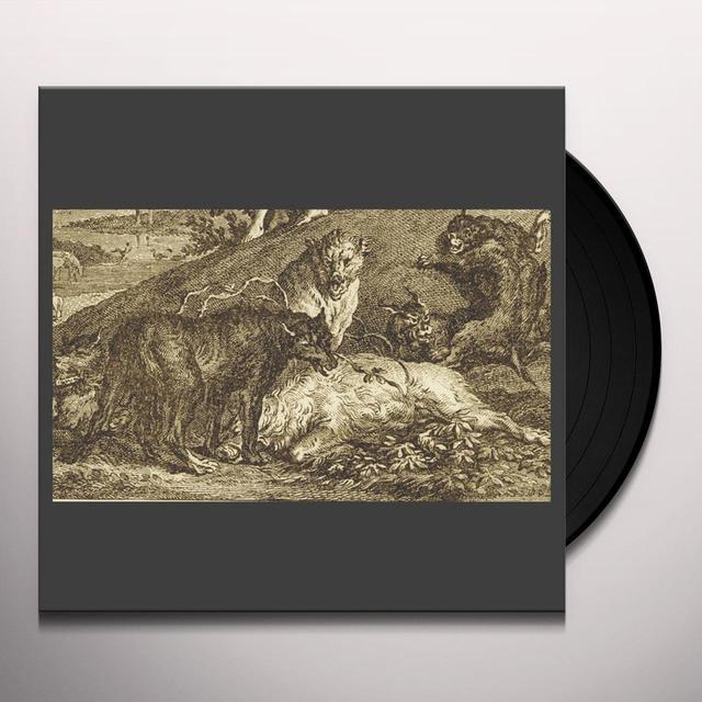 Kevin Drumm RELIEF Vinyl Record