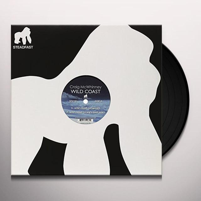 Craig Mcwhinney WILD COAST Vinyl Record