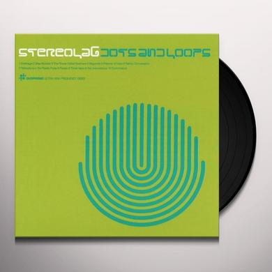 Stereolab DOTS & LOOPS Vinyl Record - Reissue