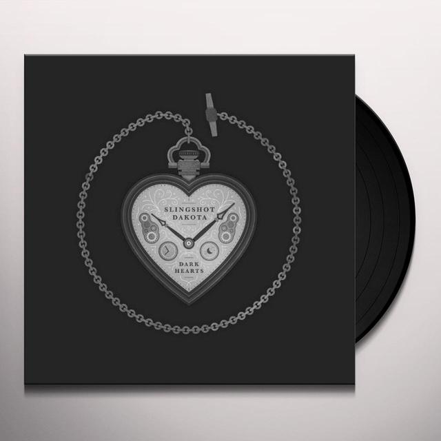Slingshot Dakota DARK HEARTS Vinyl Record