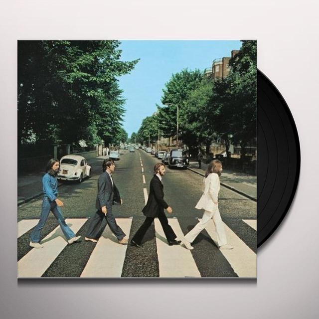 The Beatles ABBEY ROAD Vinyl Record - 180 Gram Pressing, Remastered, Reissue