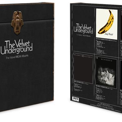 Velvet Underground MGM / VERVE ALBUMS Vinyl Record
