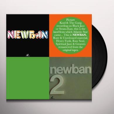 NEWBAN & NEWBAN 2 Vinyl Record - Deluxe Edition