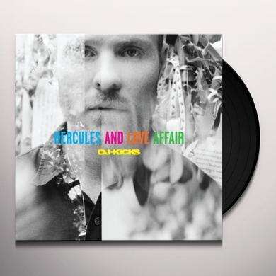 HERCULES & LOVE AFFAIR DJ-KICKS Vinyl Record