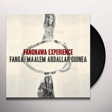 Fanga / Maalem Abdallah Guinea FANGNAWA EXPERIENCE Vinyl Record