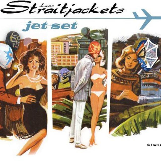 Straitjackets JET SET (Vinyl)
