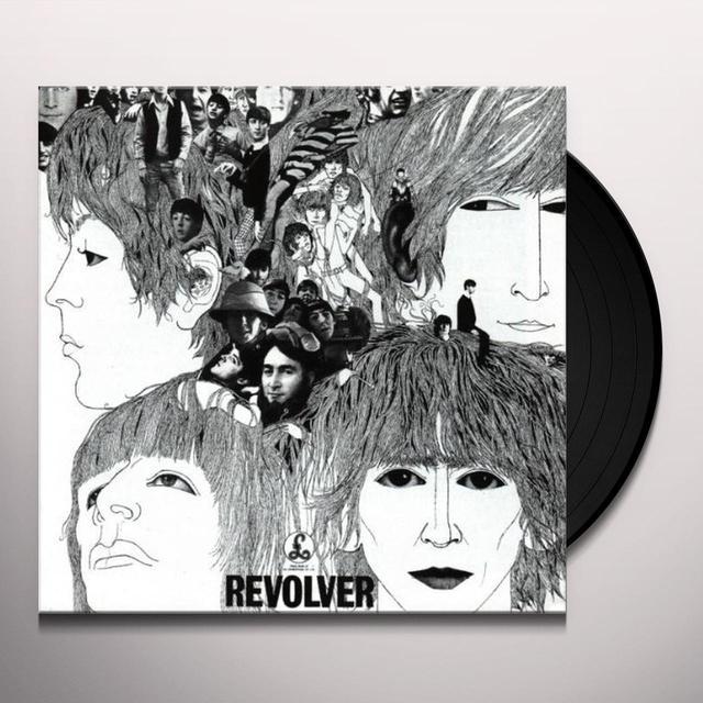 The Beatles REVOLVER Vinyl Record - 180 Gram Pressing, Remastered, Reissue