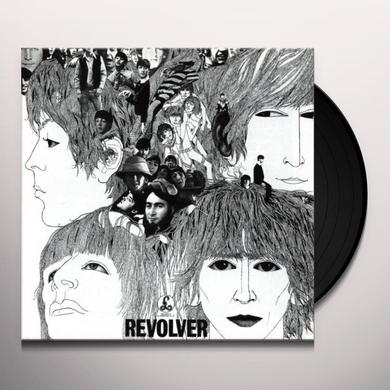 The Beatles REVOLVER Vinyl Record - 180 Gram Pressing, Remastered, Reissue