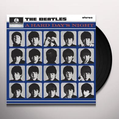 The Beatles HARD DAY'S NIGHT Vinyl Record - 180 Gram Pressing, Remastered, Reissue