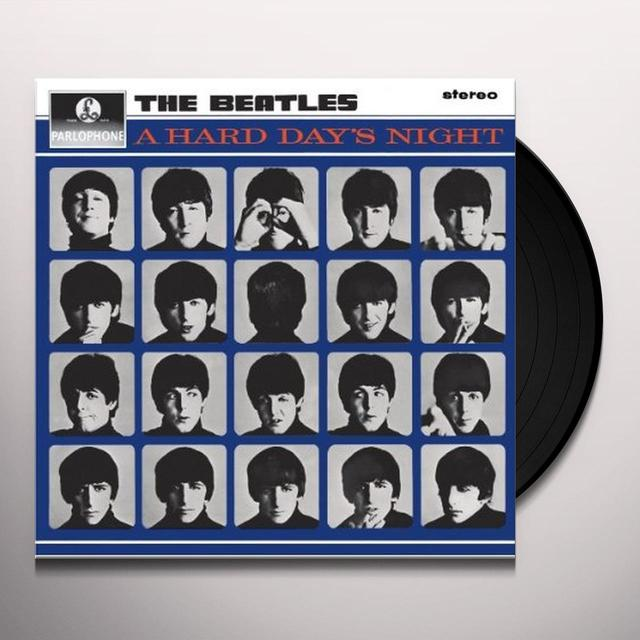 The Beatles HARD DAY'S NIGHT Vinyl Record