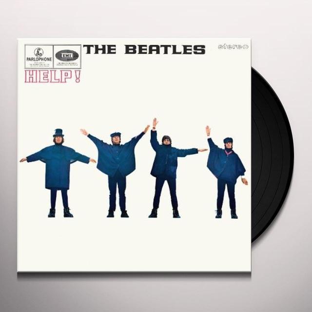 The Beatles HELP Vinyl Record - 180 Gram Pressing, Remastered, Reissue