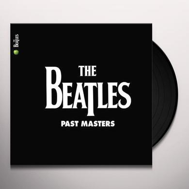 The Beatles PAST MASTERS Vinyl Record