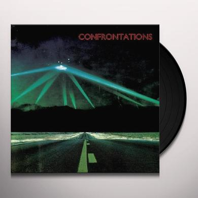 Umberto CONFRONTATIONS Vinyl Record