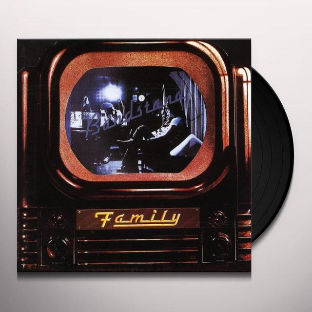The Family BANDSTAND Vinyl Record