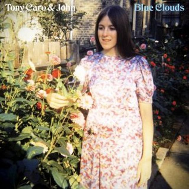 Tony Caro & John BLUE CLOUDS Vinyl Record