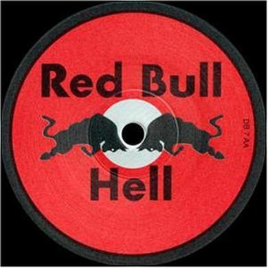 Dj Hell RED BULL FROM HELL Vinyl Record