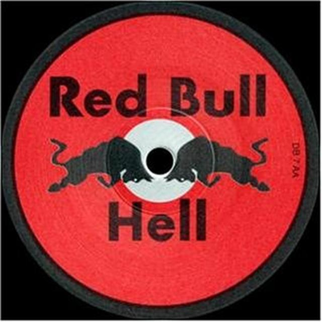 Dj Hell RED BULL FROM HELL Vinyl Record