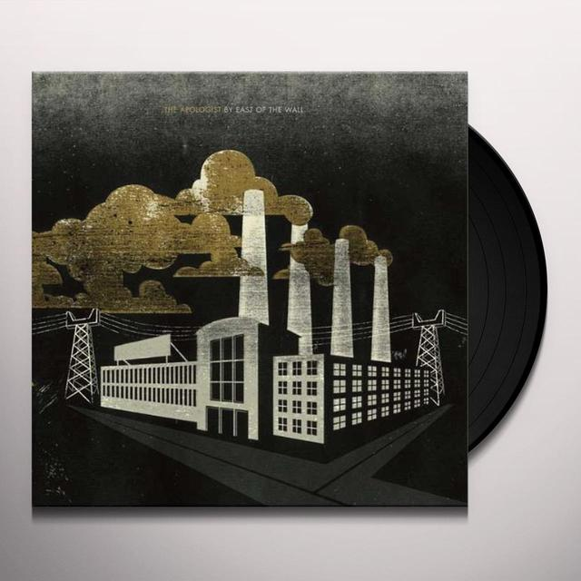 East Of The Wall APOLOGIST Vinyl Record - Limited Edition, 180 Gram Pressing