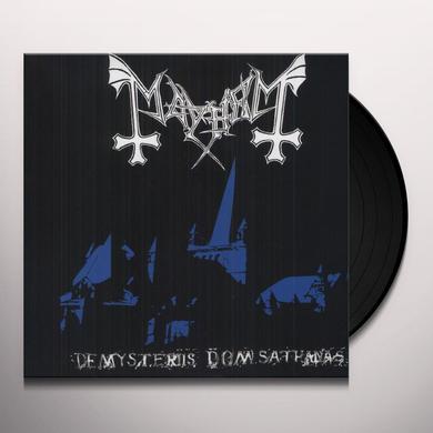 Mayhem DE MYSTERIIS DOM SATHANS Vinyl Record