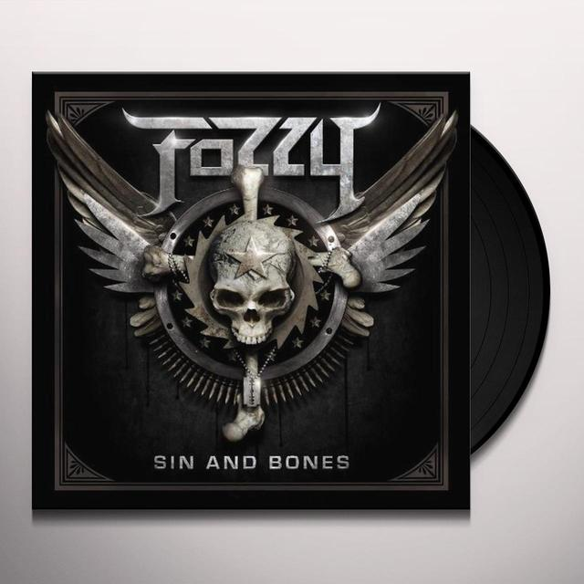 Fozzy SIN & BONES Vinyl Record