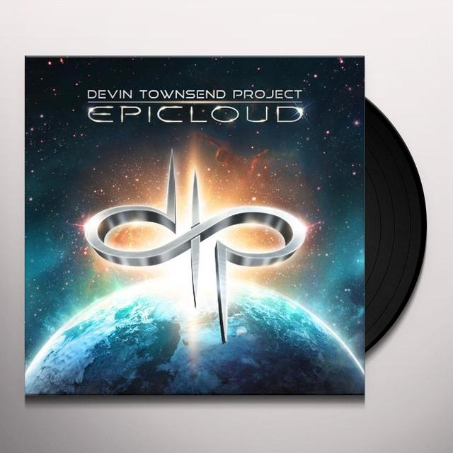 Devin Townsend Project EPICLOUD Vinyl Record